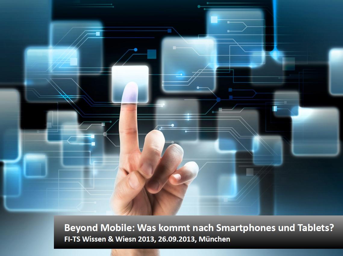 beyond smartphone