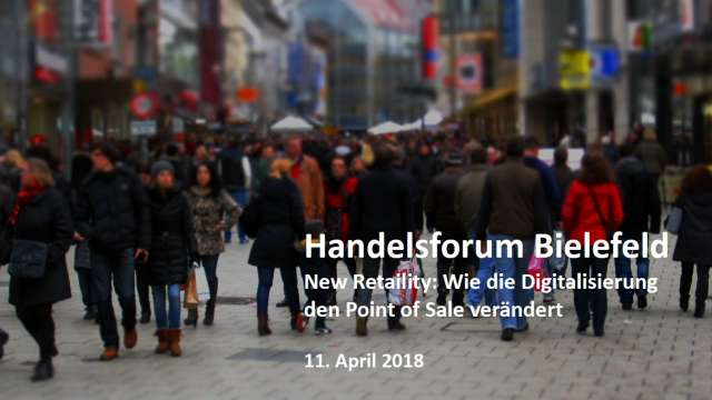 Handelsforum New Retaility